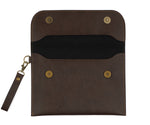 Dark Brown iPad Mini Sleeve - The Junket