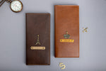 Couple Travel Folders - The Junket
