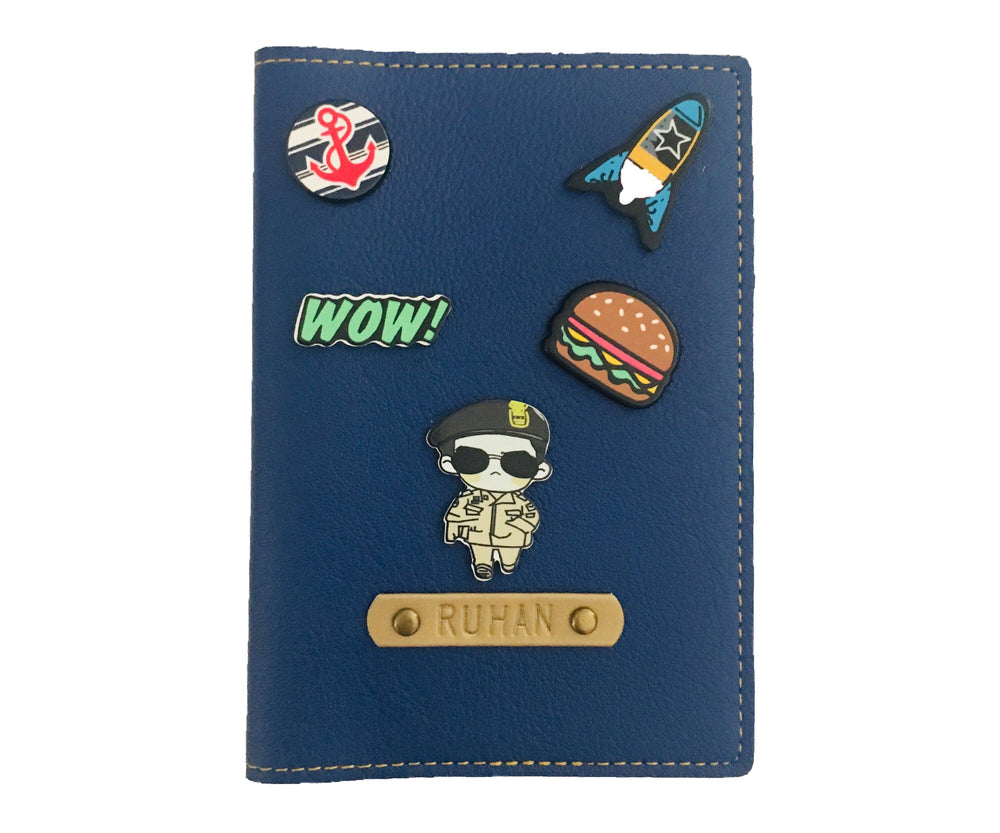 Lil Boy - Quirky Passport Cover