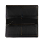 Black Womens Wallet - The Junket
