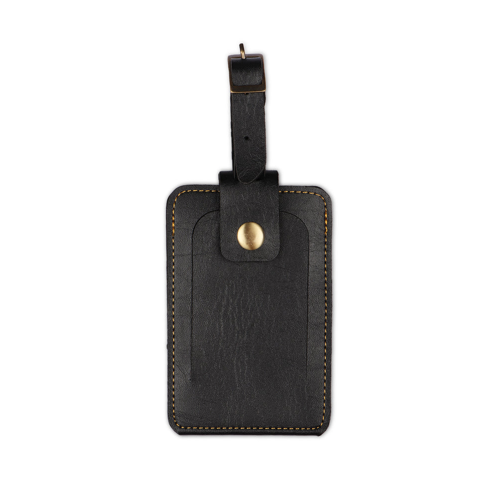 Luggage Tag (with ID slot) - The Junket