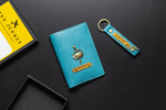 Passport Cover & Keychain Combo