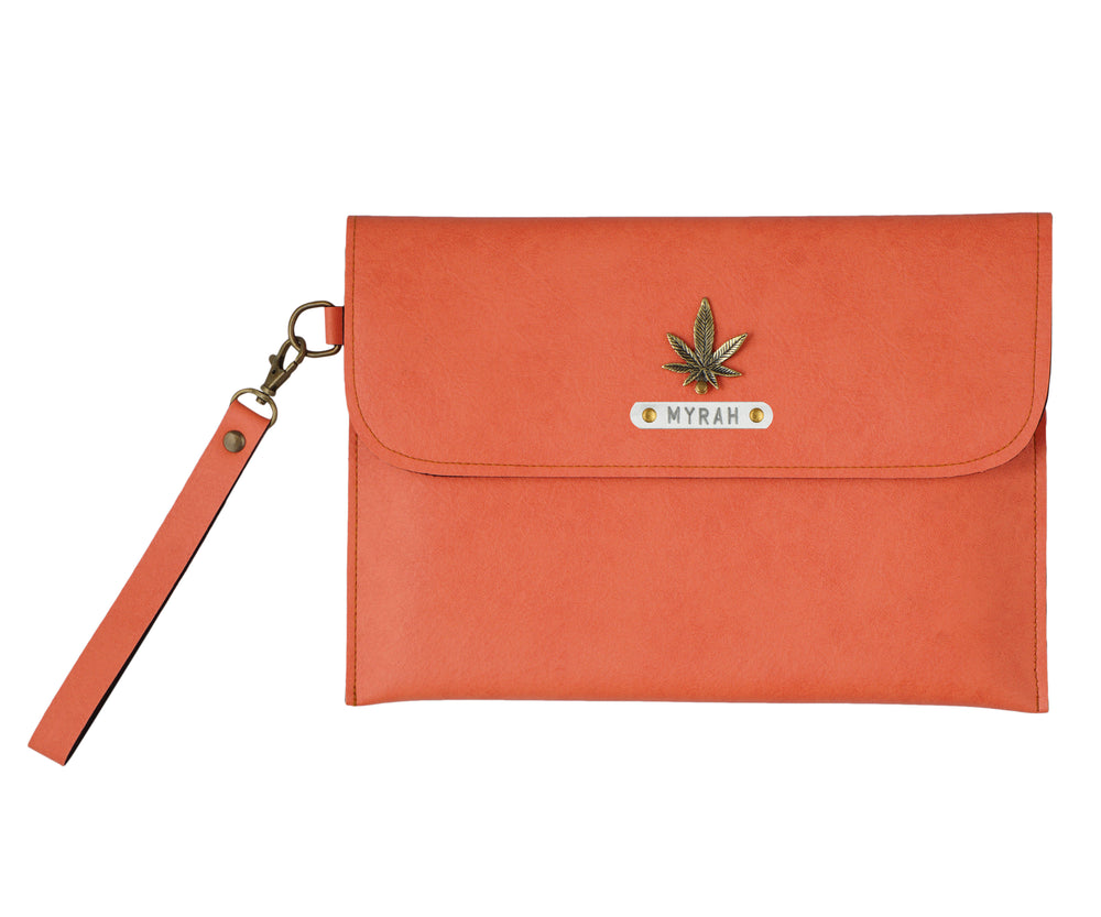 Peach iPad Air Sleeve - The Junket