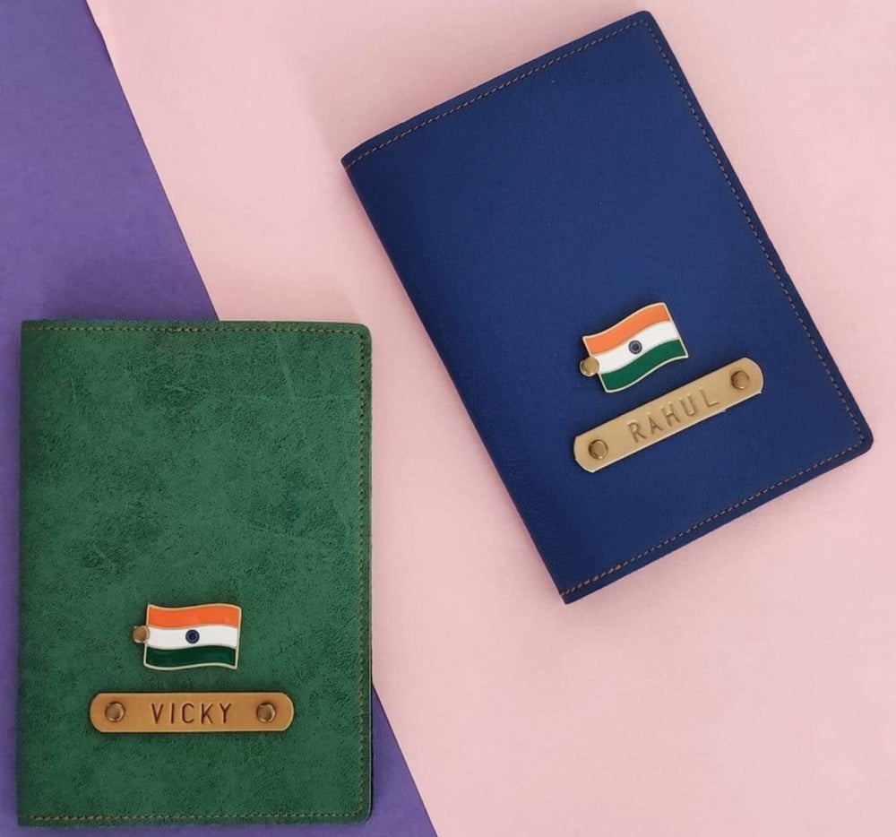 Passport Cover - India Edition