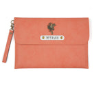 Peach Laptop Sleeve - The Junket