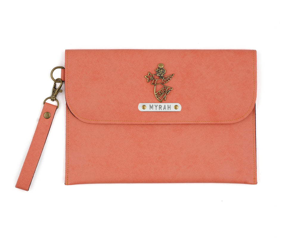 Peach iPad Mini Sleeve