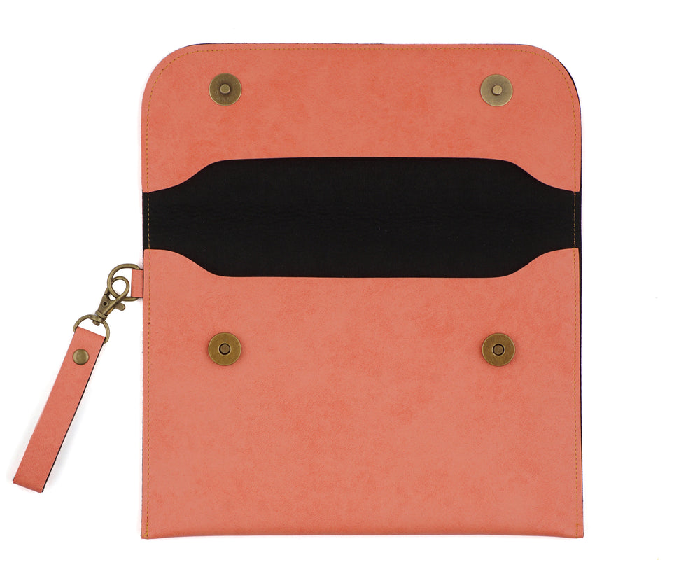 Peach iPad Mini Sleeve - The Junket