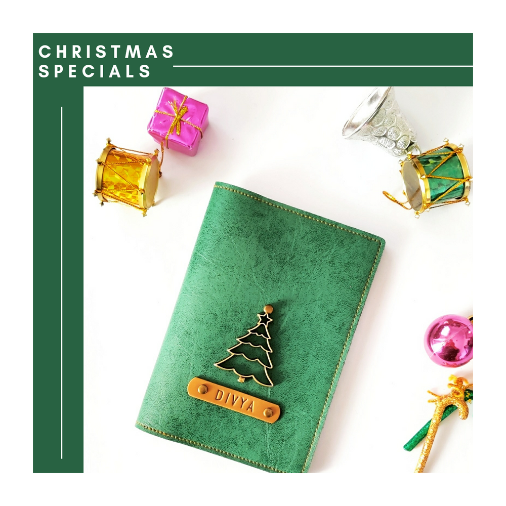 Christmas Specials Passport Cover [Limited Time] - The Junket
