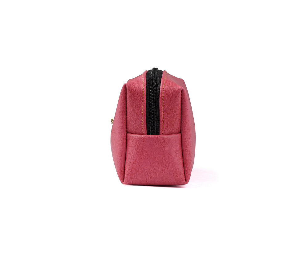 Pink Accessories Pouch - The Junket