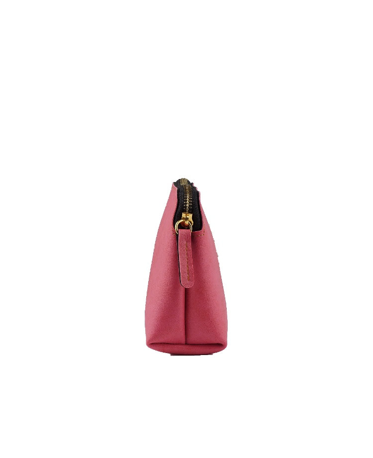 Pink Travel Pouch - The Junket