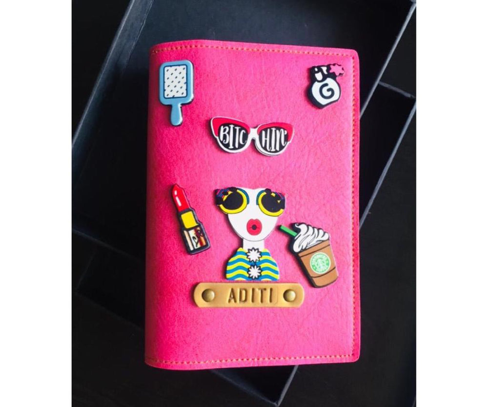 Her - Quirky Passport Cover