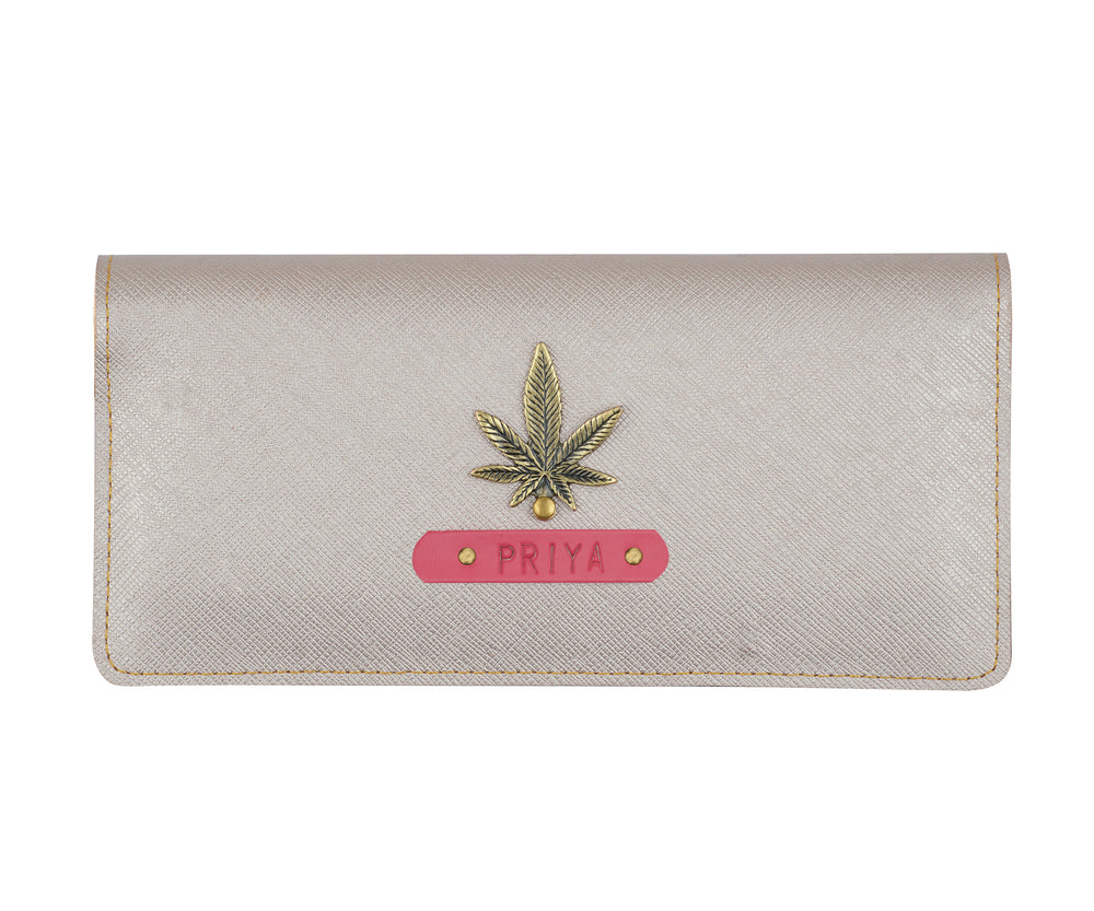 Rose Gold Womens Wallet - The Junket