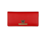 Red Womens Wallet - The Junket
