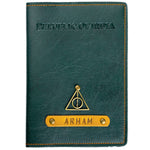 Republic of India - Personalized Passport Cover