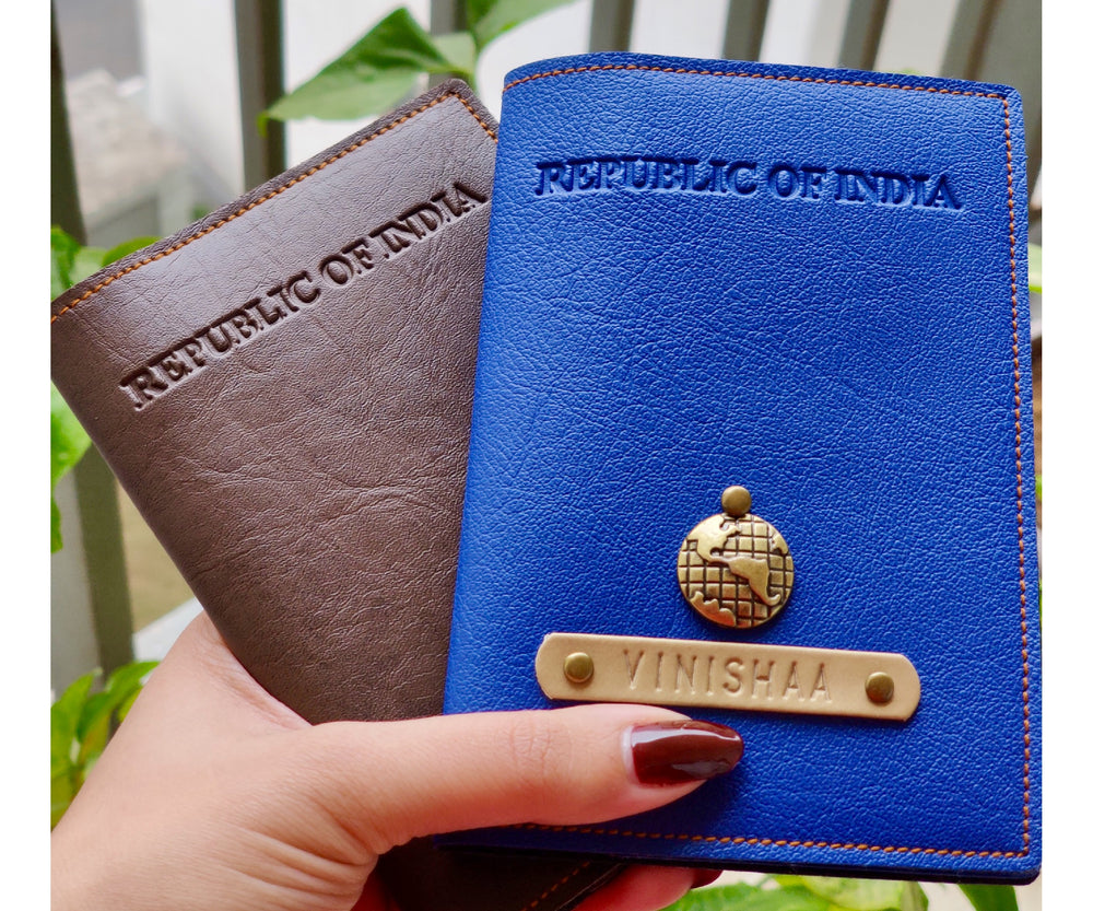 Republic of India - Passport Cover