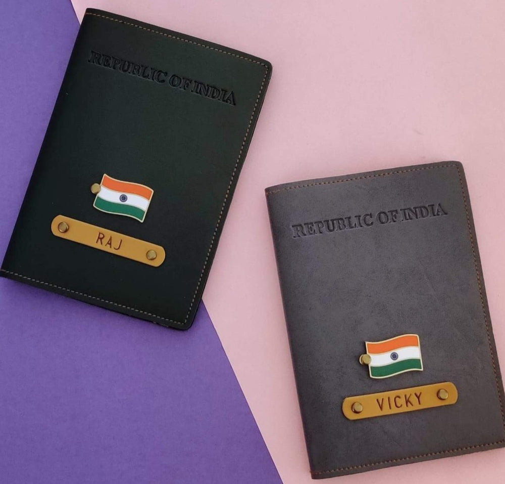Republic of India - Passport Cover Tricolour Edition