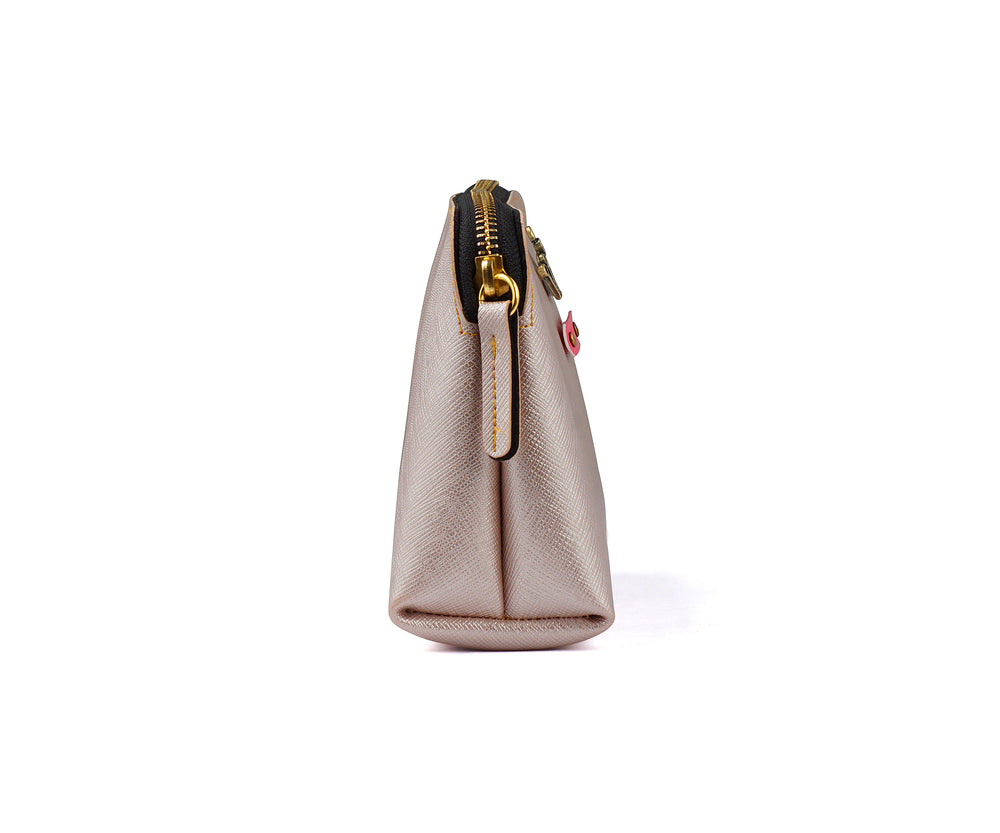 Rosegold Travel Pouch - The Junket