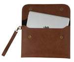 Tan iPad Air Sleeve - The Junket