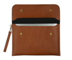 Tan Laptop Sleeve - The Junket