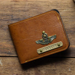Tan Mens Wallet