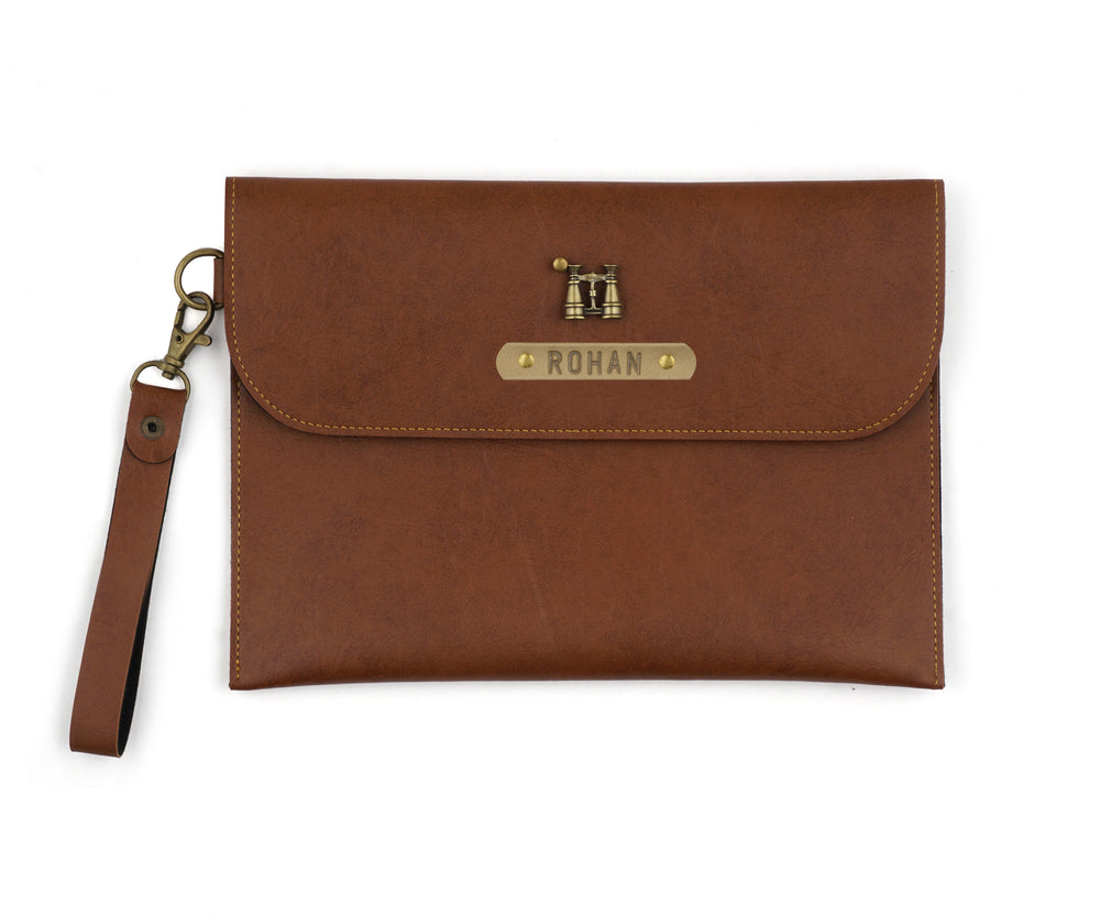 Tan iPad Mini Sleeve