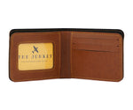 Tan Mens Wallet - The Junket