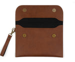 Tan iPad Mini Sleeve - The Junket
