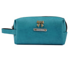 Turquoise Accessories Pouch - The Junket
