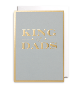 King of Dads Card 1213