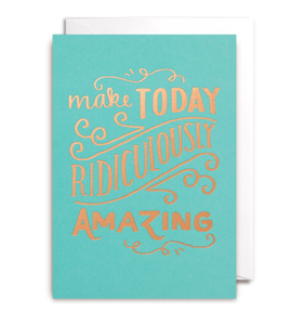 Greeting Card 1217