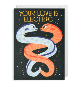 Your Love Is Electric