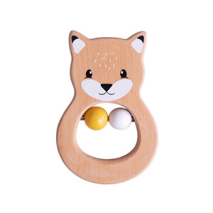 100% FSC® Certified Fox Rattle