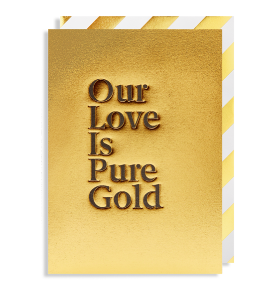 Our Love is Pure Gold 6206