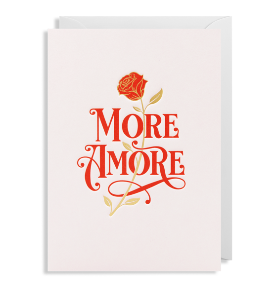 More Amore Card