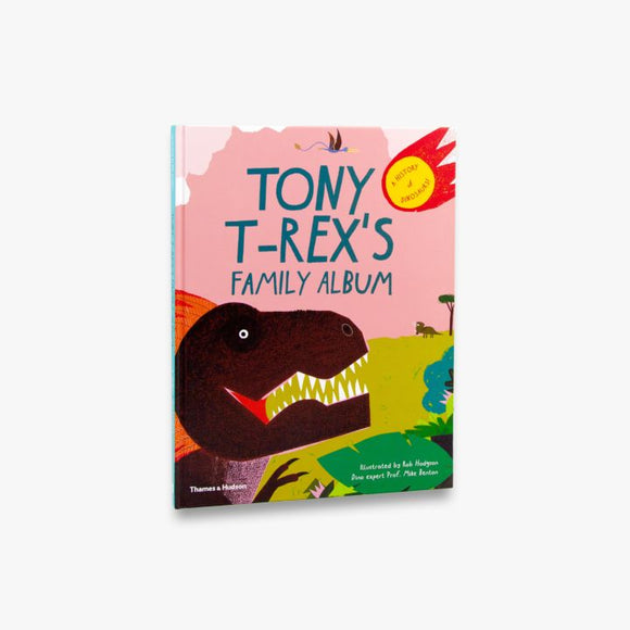 Tony T-Rex's Family Album -  A History of Dinosaurs!