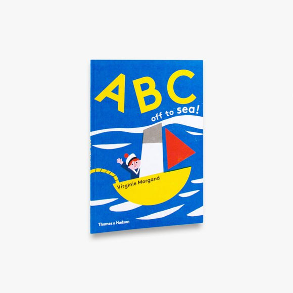 ABC - Off To Sea! by  Virginie Morgand