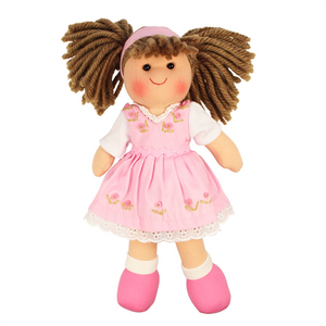 Bigjigs Rose Doll - Small