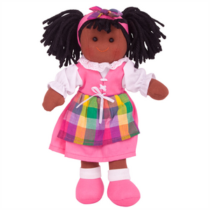 Bigjigs Jess Doll - Small