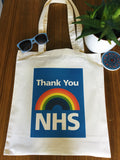 Thank You Totes (£5 from the sale of each tote goes to either a Foodbank or NHS charity))
