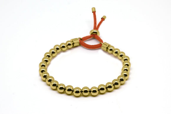 Boho Betty Limbo Gold Stretch Bracelet