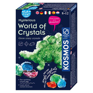 Mysterious World of Crystals
