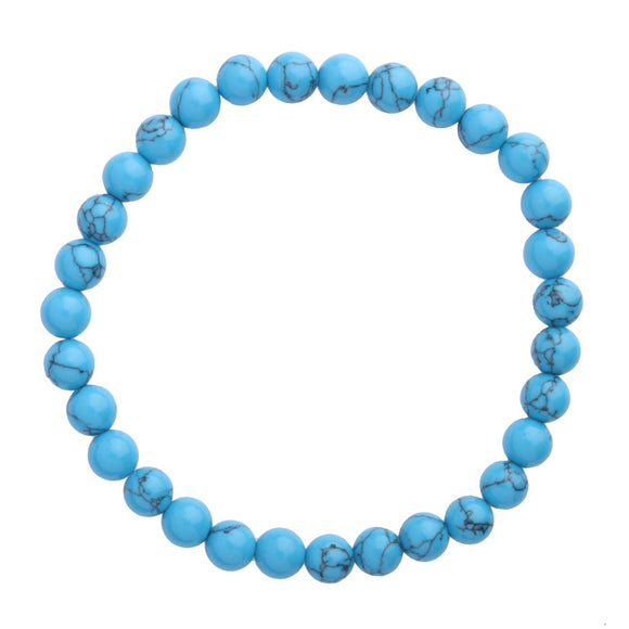 Gemstone Bead Bracelets - Each gemstone is said to have its own healing power.