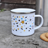 Dad Magic Enamel Mug