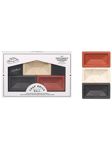 Gentlemen's Hardware Soap Brick Wall