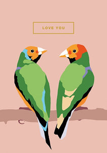 Love You Birds