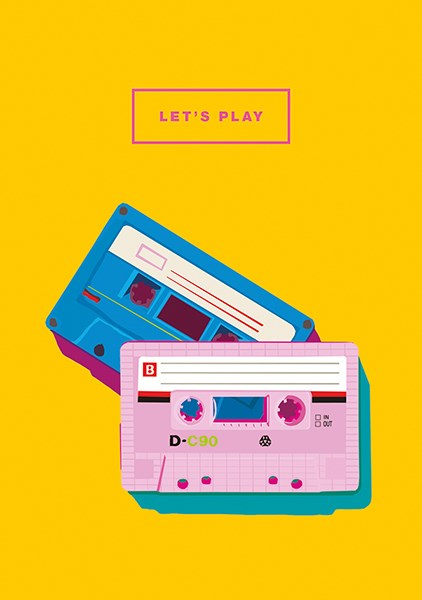 Let's Play Cassettes