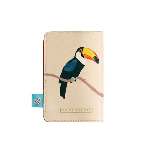 Emily Brooks Passport Case