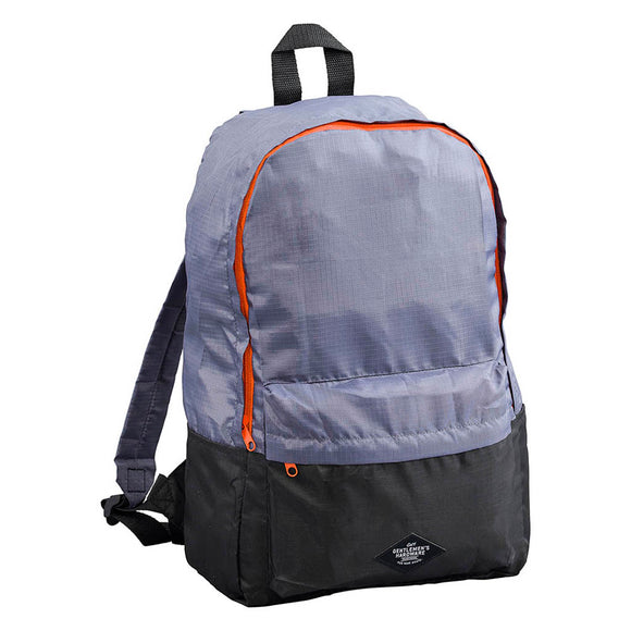 Gentlemen's Hardware Foldaway Backpack