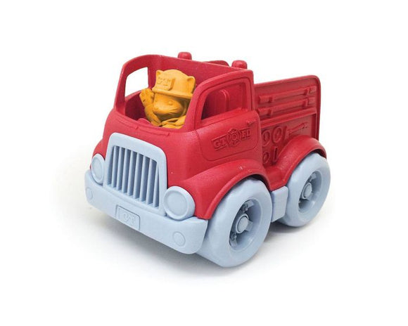 Green Toys Mini Fire Truck