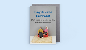 Congrats On The New Home! JJED004